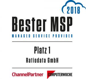 Bester Managed Service Provider 2018
