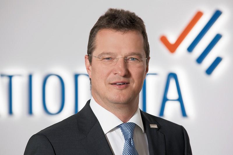 Martin Greiwe - Sprecher der Ratiodata Geschäftsführung